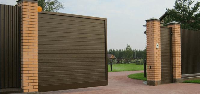 PoartaAutomatainMoldova3 Автоматические Ворота-Окница